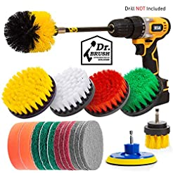 Holikme 19Piece Drill Brush Attachments ...