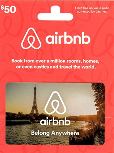 Airbnb $50 Gift Card (Best Way To Find Airline Tickets)