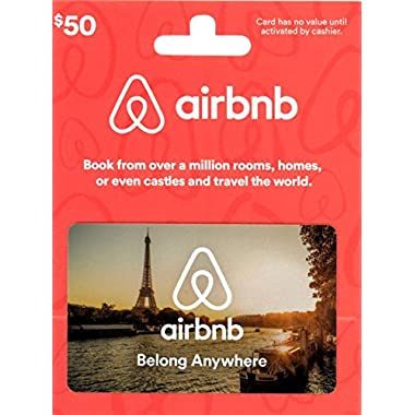 Airbnb $50 Gift Card