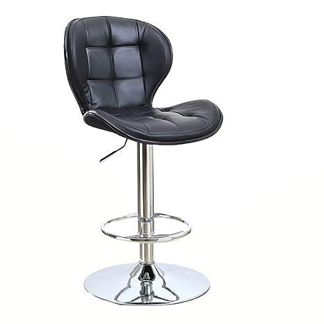 Sensational Amazon Com Super Thick Pu Leather Bar Chair With Soft Backs Inzonedesignstudio Interior Chair Design Inzonedesignstudiocom