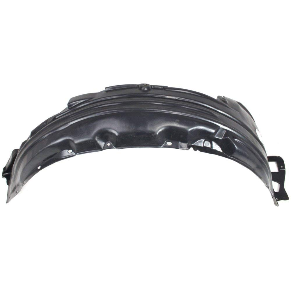 Fender Liner for 2007-2012 Acura Acura RDX Front, Driver and Passenger Side Set of 2 by Evan Fischer (Image #6)