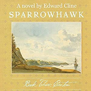 Sparrowhawk, Book Three: Caxton Audiobook