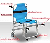 Medical Light Weight Stair Stretcher Health Care Wheel Chair Emergency Equipment (Item# 211036)