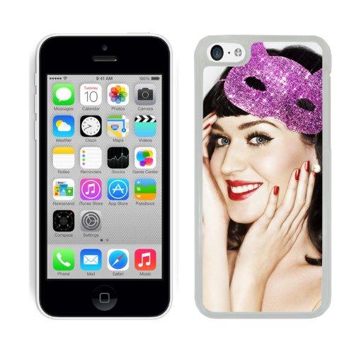 Katie Katy Perry cas adapte iphone 5C couverture coque rigide de protection (10) case pour la apple iphone 5 c cover Skin