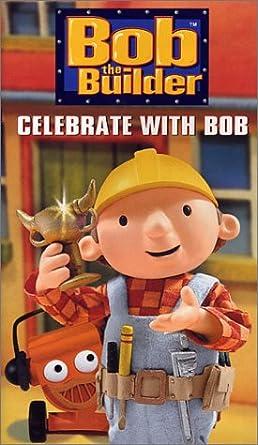 amazon co jp bob the builder celebrate with bob vhs import