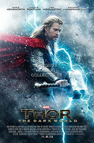 CGC Huge Poster - Marvel Thor the Dark World Movie Poster -