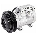 Brand New Premium Quality AC Compressor & A/C Clutch For Honda And Acura - BuyAutoParts 60-01714NA New