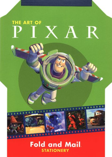 Read Online The Art of Pixar Fold and Mail Stationery ebook