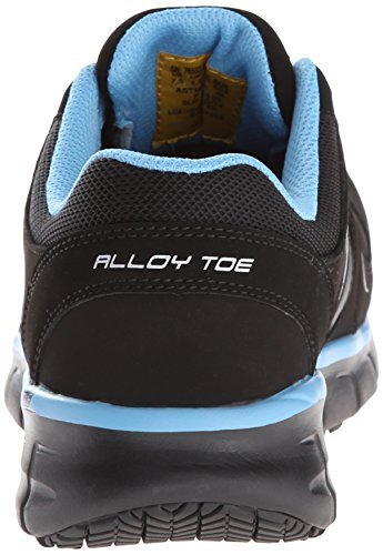 Black Women's Skechers blue sandlot Synergy Work Boot qOT7AZw