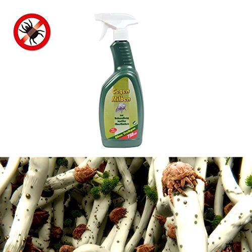 Gardigo Milbenspray 750 ml, Made in Germany, Milbenabwehr, Milben-Ex