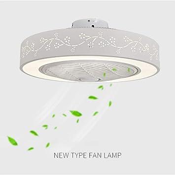 Fan deckenventilator LED Deckenleuchte kreative moderne mit ...