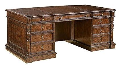 Havana Partners Desk in Antique Finish 307815 - Amazon.com: Havana Partners Desk In Antique Finish 307815: Kitchen