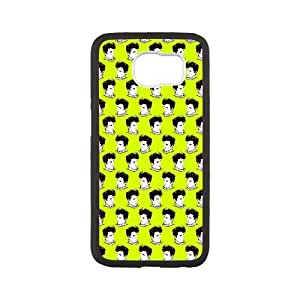 Elvis Samsung Galaxy S6 Cell Phone Case White Hami