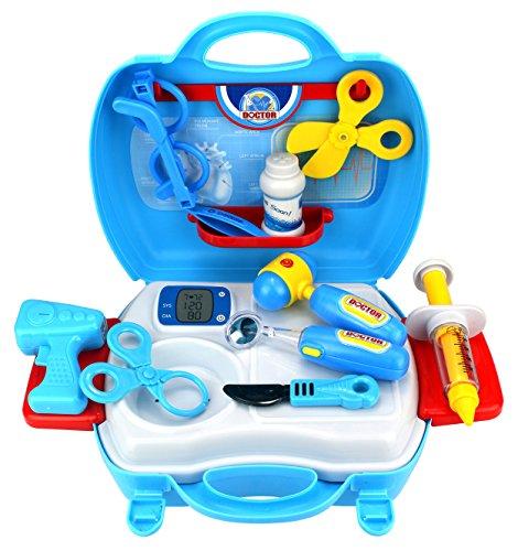 Doctor Suitcase Childrens Pretend Accessories