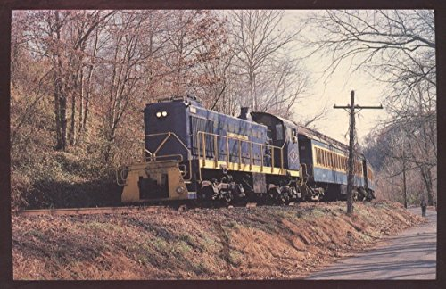 Wilmington Western 9115 D-3 Northbrook Pennsylvania Train Railroad - Pictures Wilmington