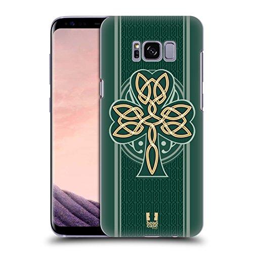 Shell Celtic Knot - Head Case Designs Dara Knot Celtic Shamrock Hard Back Case for Samsung Galaxy S8