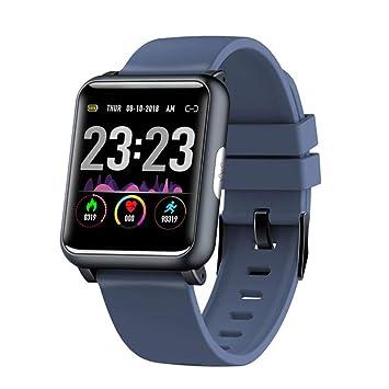 ZLOPV Pulsera 2019 Nuevo Monitor de Ritmo Cardíaco Reloj ...