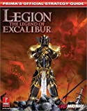 Legion, Prima Temp Authors Staff and Joe Grant Bell, 0761540334