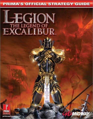 Legion: Legend of Excalibur (Prima's Official Strategy Guide) PDF