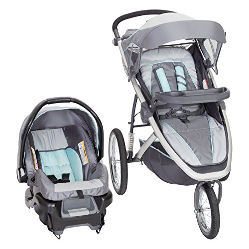 - Baby Trend Go Lite Propel 35 Jogger Travel System, Glacier