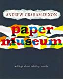 """The Paper Museum"" av Andrew Graham-Dixon"