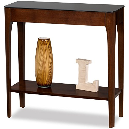 Leick Home Hall Stand in Chestnut Finish
