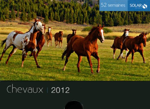 Nouveaux 52 semaines chevaux 2012