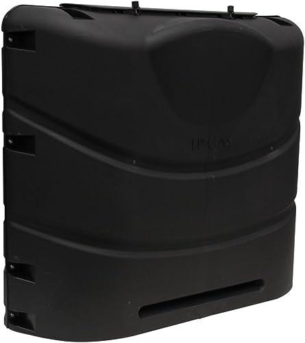 Camco 40539 Heavy-Duty 20lb or 30lb Dual Propane Tank Cover