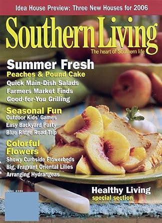 Southern Living Amazon Magazines