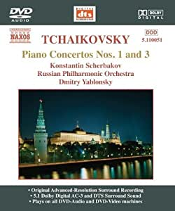 Piano Concertos Nos. 1 & 3 (DVD Audio)