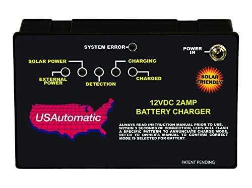 2 Amp Solar Charger - 2