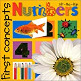 First Concepts Numbers, Roger Priddy and Robert Tainsh, 031249081X