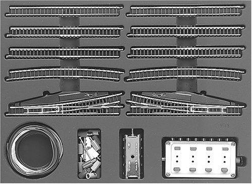 Marklin E Extension Set with Electric Turnouts Z (Marklin Electric Trains)