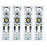 4 Pack - DIRECTV IR / RF Universal Remote Control (RC66RX)