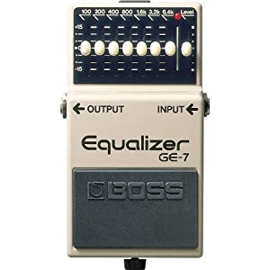 BOSS EQ-200 Programmable Graphic Equalizer – EQ-200
