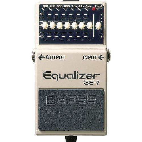 BOSS Equalizer GE-7