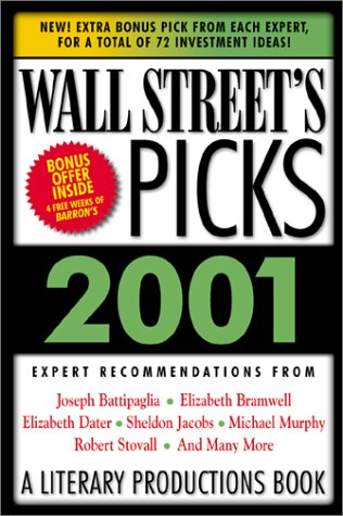 Wall Street's Picks for 2000: An Insider's Guide to the Year's Best Stocks & Mutual Funds