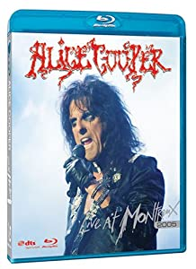 Cover Image for 'Alice Cooper: Live at Montreux 2005'