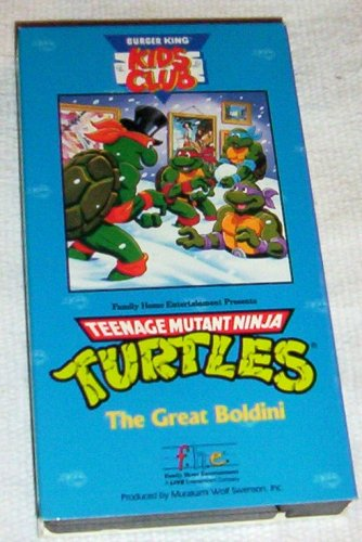 Amazon.com : Teenage Mutant Ninja Turtles -- The Great ...