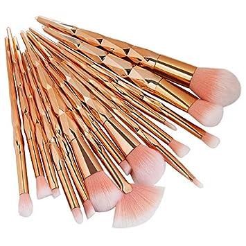 66f466cba34c Amazon.com: Kaputar 1-22PCS Pro Makeup Brushes Set Foundation Blush ...