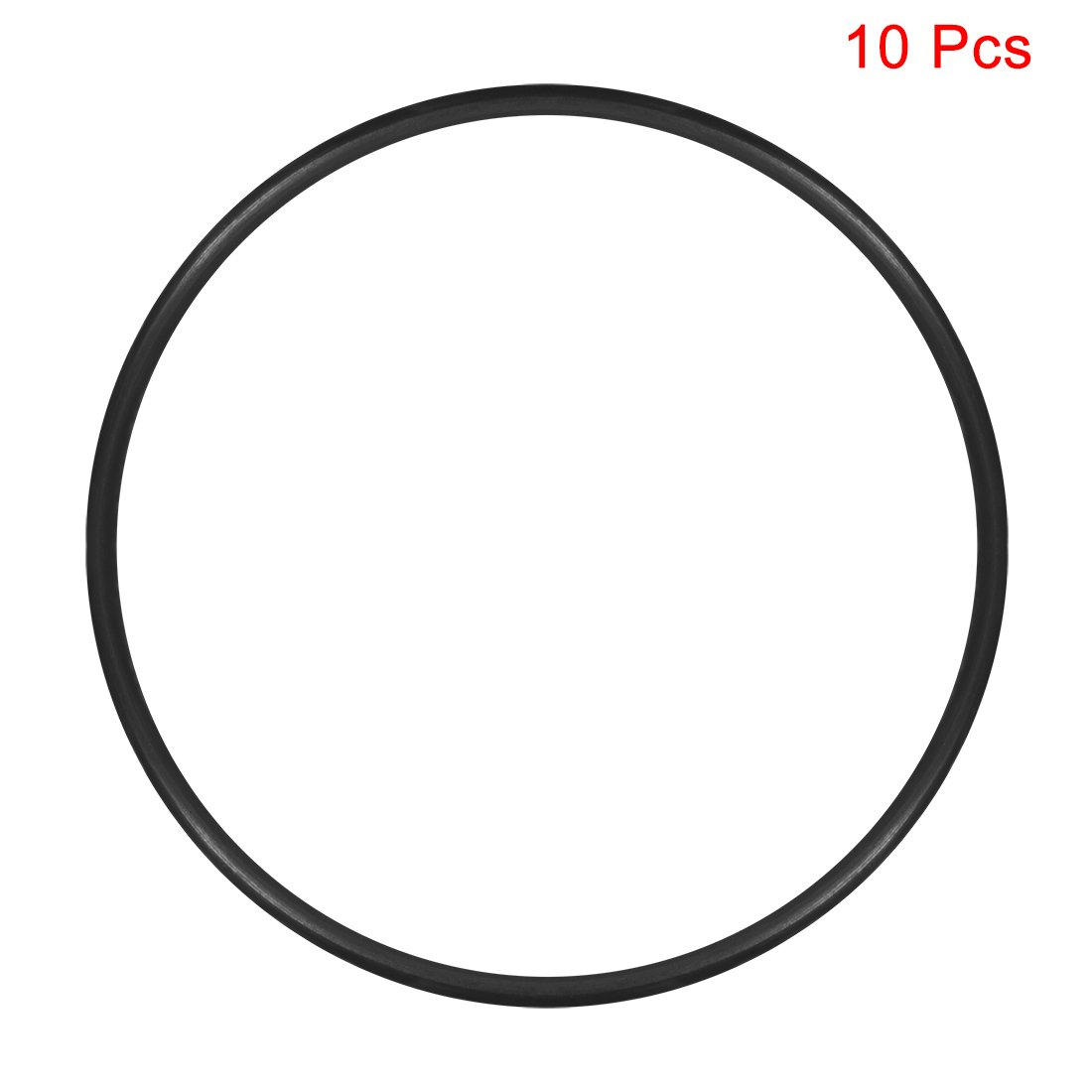 uxcell O-Ringe Nitril Gummi 45/mm-70/mm OD 2/mm dick Seal Ring Dichtungsband Dichtungen 42mmx46mmx2mm