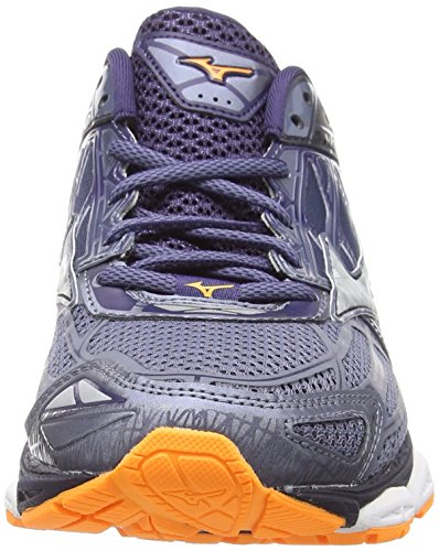 Silver 001 Scarpe Uomo Basse Mizuno Eclipse Wave Ginnastica Creation Multicolore da Fgray 19 ax7nvT