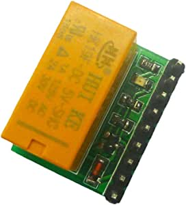 Noblik Dr21A01 Dc 5V Dpdt Relay Module Polarity Reversal Switch Board for