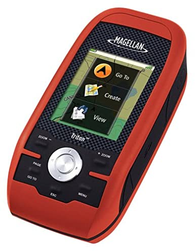 Magellan Triton 500 Waterproof Hiking GPS