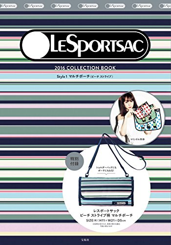 LESPORTSAC 2016 COLLECTION BOOK Style1 画像 A