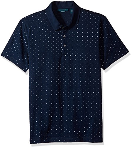 Perry Ellis Micro Print Cotton