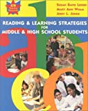Reading - Learning Strategies, Lenski, 0787256072