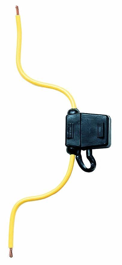 amazon com bussmann bp hhg 30 amp atc fuse holder with protective rh amazon com J Case Fuse Mini Auto Fuses