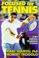 Focused for Tennis Paperback