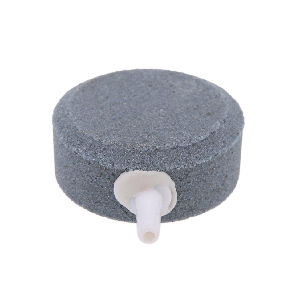 Yunt ossigenato acquario pompa accessori ossigeno dritto articolazioni leva di controllo in acciaio INOX valvole aria distribuzione